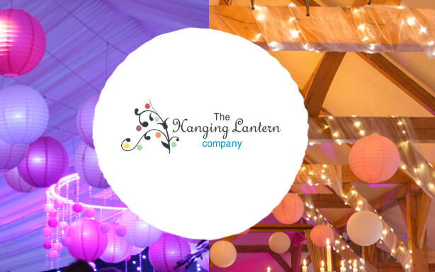 The Hanging Lantern Company - ecommerce development