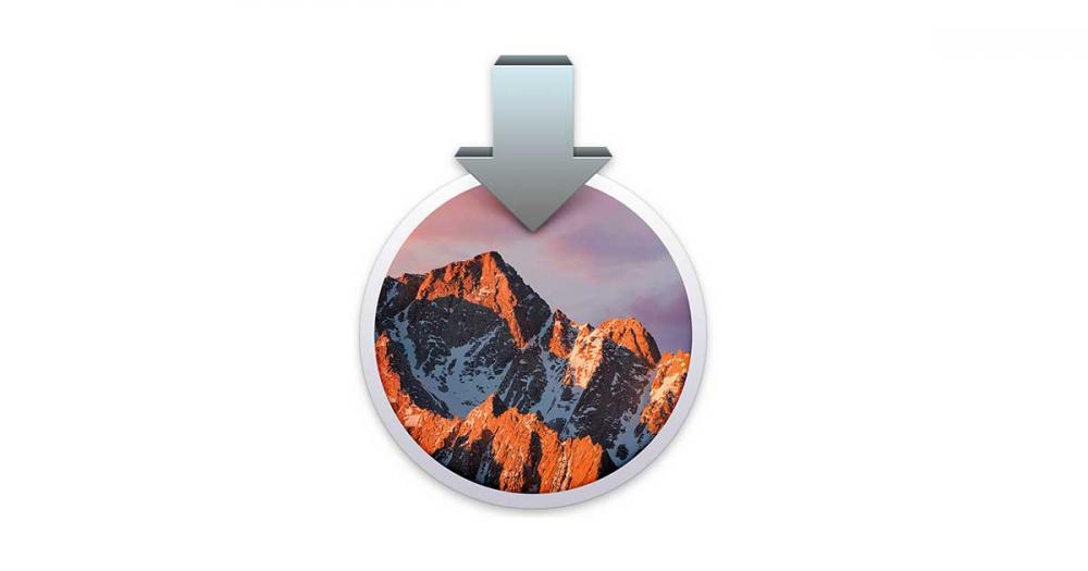 MacOS Sierra Installer USB Disc iSOS January Blog Post Logo